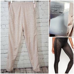 New Victoria's secret mesh nude cheetah leggings